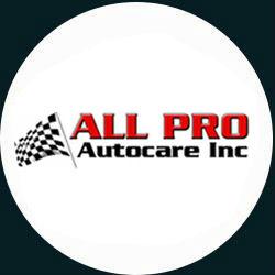 All Pro Autocare Inc Logo
