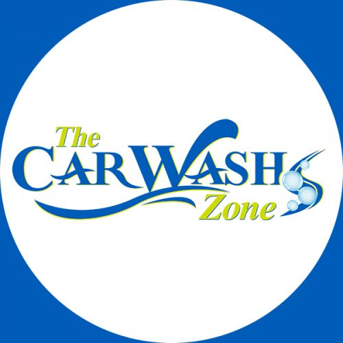 The Car Wash Zone Logo