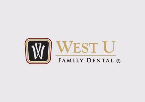 West U Family Dental Logo